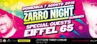 Eiffel 65 alla Zarro Night del Parco Gondar