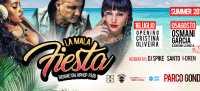 Osmani Garcia per La Mala Fiesta Urban Party