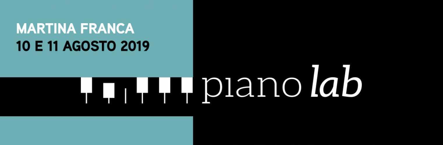 Calendario Eventi Martina Franca.Piano Lab Festival 2019 3 Edizione Puglia