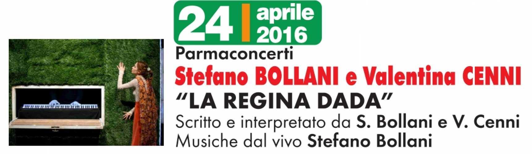 Stefano Bollani - Valentina Cenni 'LA REGINA DADA' - Puglia